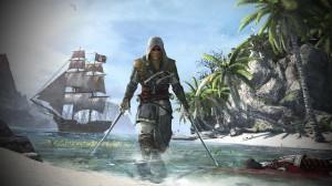 скриншот Assassin's Creed 4. Black flag PS4 - Assassin's Creed 4. Черный флаг - русская версия #6
