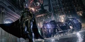 скриншот Batman: Arkham Knight  PS4 - Batman: Рыцарь Аркхема - Русская версия #6
