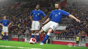 скриншот Pro Evolution Soccer 2014 #7