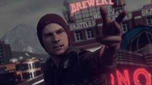 скриншот Infamous: Second Son Playstation Hits PS4 - InFamous: Второй сын Хиты PlayStation - русская версия #6