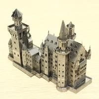 Металлический конструктор 'Замок Нойшванштайн'