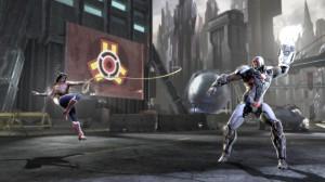скриншот Injustice: Gods Among Us Ultimate Edition PS4 #6