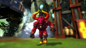 скриншот Invizimals Затерянный мир PS3 #6