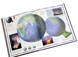 фото страниц Вселенная. Иллюстрированный атлас #5