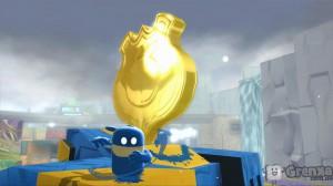 скриншот De Blob 2 Move 3D PS3 #7