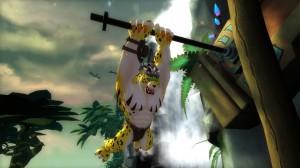 скриншот Invizimals Затерянный мир PS3 #7