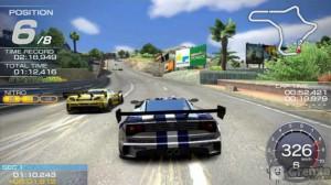 скриншот Ridge Racer PS Vita #6