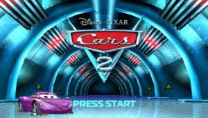 скриншот Cars 2 PSP (русская версия) #6