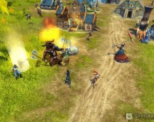 скриншот Majesty 2. The Fantasy Kingdom Sim #6