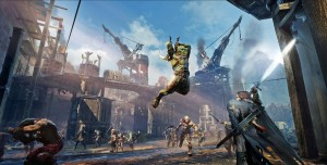 скриншот Middle-earth Shadow of Mordor PS3 #6