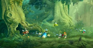 скриншот Rayman Legends. PlayStation Hits PS4 - Русская версия #6