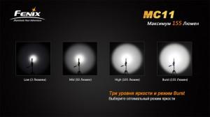 фото Фонарь Fenix MC11 XP-G2 (R5) #7