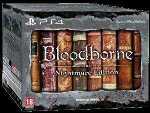 игра Bloodborne Nightmare Edition PS4 - Порождение крови - Русская версия