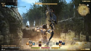 скриншот Final Fantasy XIV A Realm Reborn PS4 #7