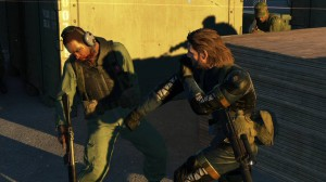 скриншот Metal Gear Solid V Ground Zeroes PS4 #6