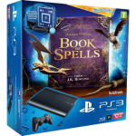 Приставка Sony Playstation 3 Super Slim Bundle (Камера, Move, Wonderbook 12Gb, CECH-4008A)