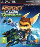 игра Ratchet & Clank QForce PS3