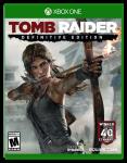игра Tomb Raider Definitive Edition XBOX ONE