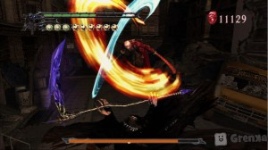 скриншот Devil May Cry HD Collection PS3 #7