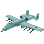 Объемный пазл 'Самолет OA-10A'