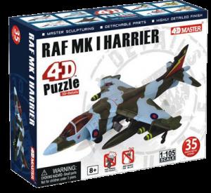 Объемный пазл 'Самолет RAF MK I'