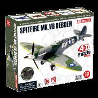 Объемный пазл 'Самолет Spitfire MK.VB Debden'