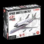 Объемный пазл 'Спейс Шаттл на Боинг 747'