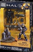 Набор конструктора 'Солдат UNSC с оружием'