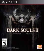игра Dark Souls 2: Scholar of the First Sin PS3