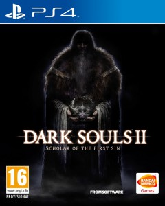 игра Dark Souls 2: Scholar of the First Sin PS4 - Русская версия