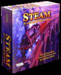 Настольная игра 'Steam. Железнодорожный магнат'