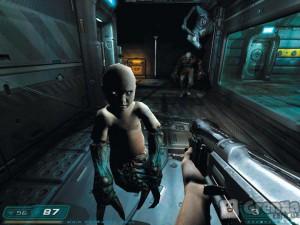 скриншот DOOM 3 XBOX 360 #8
