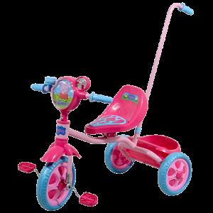 Велосипед Peppa (малиновый)