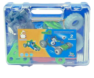 Пластиковый конструктор (2 модели)