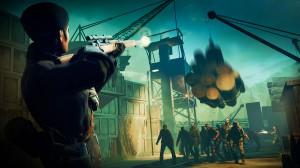скриншот Zombie Army Trilogy PS4 - Русская версия #5