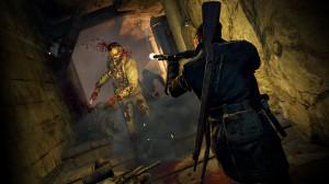 скриншот Zombie Army Trilogy PS4 - Русская версия #7