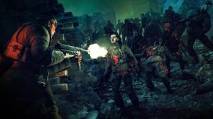 скриншот Zombie Army Trilogy PS4 - Русская версия #8