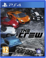 игра The Crew Limited Edition PS4 - Русская версия