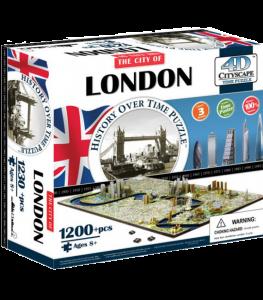 Объемный пазл 'Лондон, Великобритания'