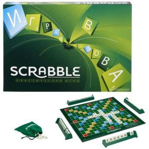 фото Scrabble (Скребл) укр. #2