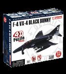 Объемный пазл 'Самолет F-4 VX-4'