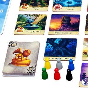фото Настольная игра Стиль Жизни 'Запретный Остров' (320095) #3