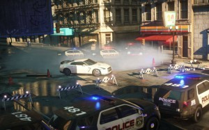 скриншот Need for Speed: Most Wanted (2012) PS Vita #7