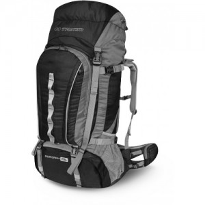 Рюкзак Trimm Gorgany 75 black/dark grey