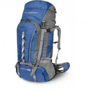 Рюкзак Trimm Gorgany 75 blue/dark grey