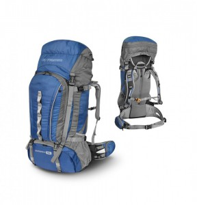 фото Рюкзак Trimm Gorgany 75 blue/dark grey #2