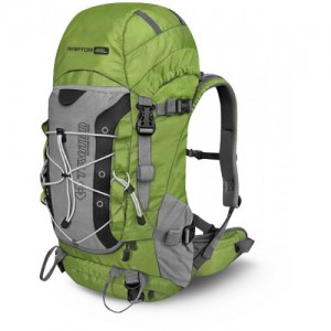 Рюкзак Trimm Raptor 45 green/dark grey