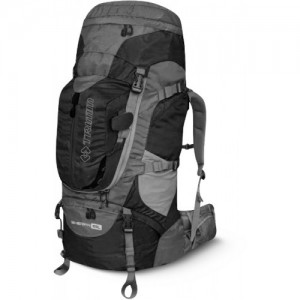 Рюкзак Trimm Sherpa 65 black/dark grey