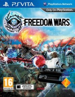 игра Freedom Wars PS Vita