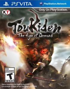игра Toukiden: The Age of Demons PS Vita